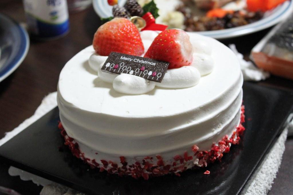 Korean Kumara Cake Recipe: Korea Celebrates Christmas