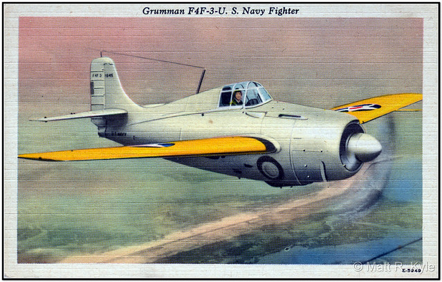 Grumman F4F-3 U.S. Navy Fighter | Flickr - Photo Sharing! F4f Logo