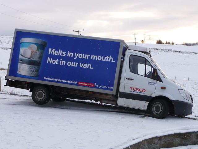 Tesco Food Delivery Charges