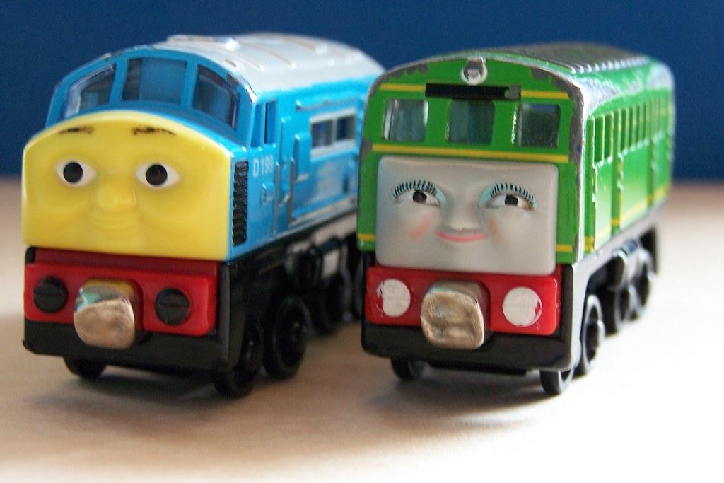 D199 Amp Daisy Thomas The Tank Engine Take Along