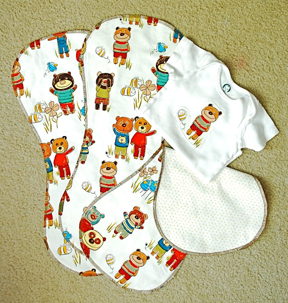 Baby Gift Set Tutorial : Gift for a beautiful baby boy tutorial at jonag