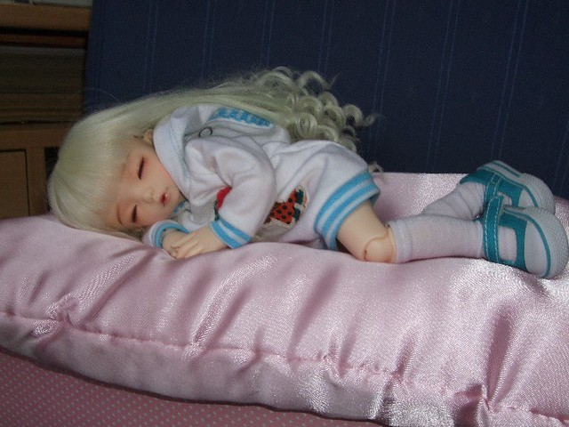 Littlefee Ante - Sleeping Cutie ^_^