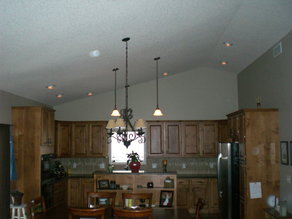 Vaulted Ceiling Lighting Nancy Sorg Flickr