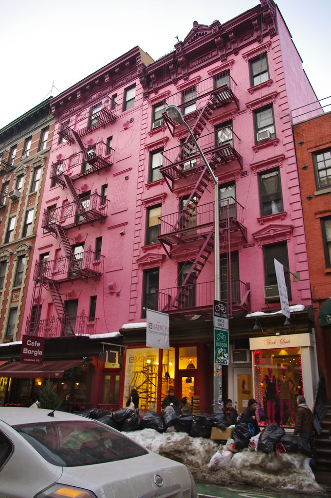 Little Italy New York Apartments