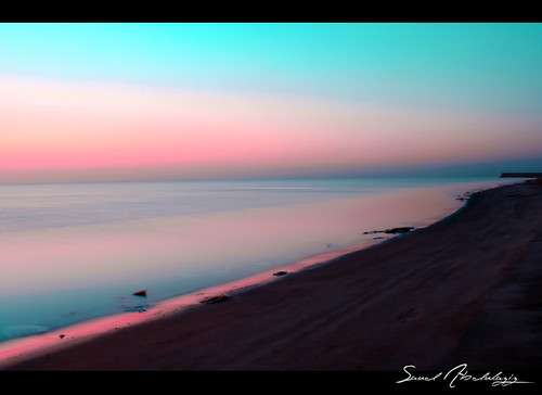 Khobar's Beach || B4 SunRise | by سعود العقيل || saud alageel