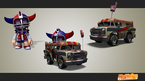 ModNation Racers:  SuperFan | by PlayStation.Blog