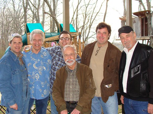 Leroy, Del, Ronnie, Vince, Duanne and Roland | by delmccouryband