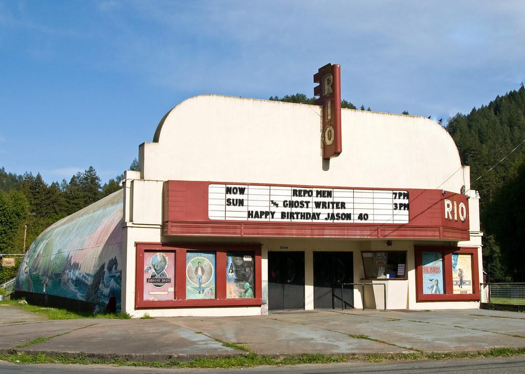 monte rio theater near the california coast anyone who