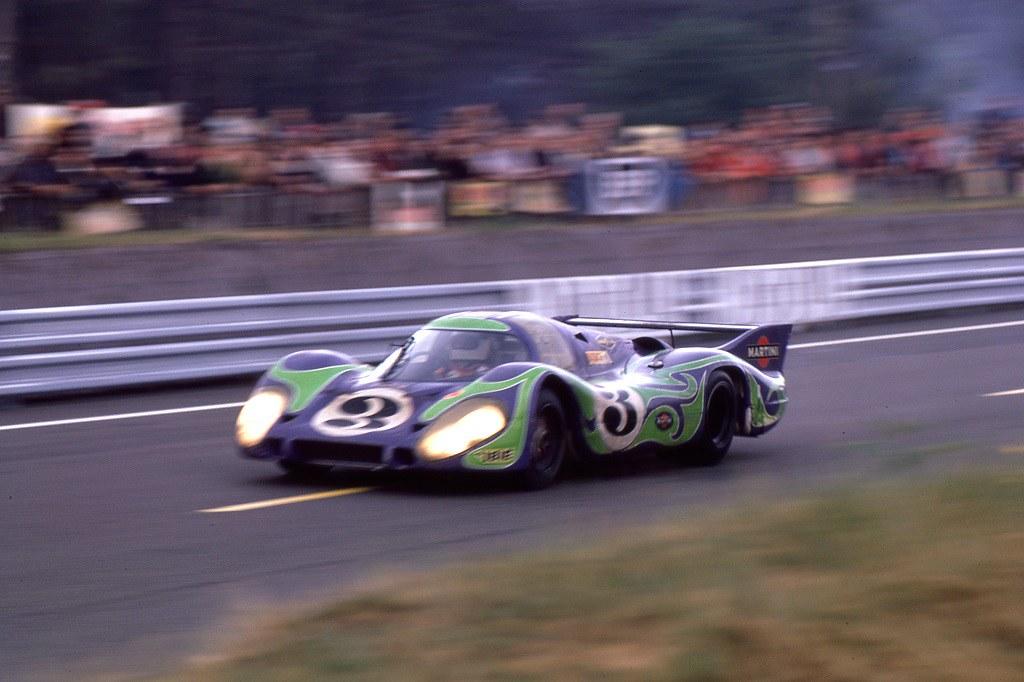 Porsche 917l larrousse kauhsen le mans 1970 two of the - Le fenetrier le mans ...