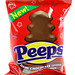 Peeps Dark Chocolate Covered Mint Marshmallow