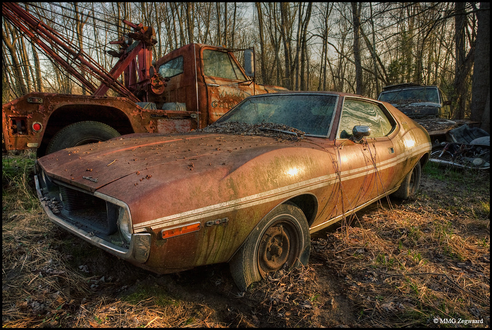 Classic Car Graveyard