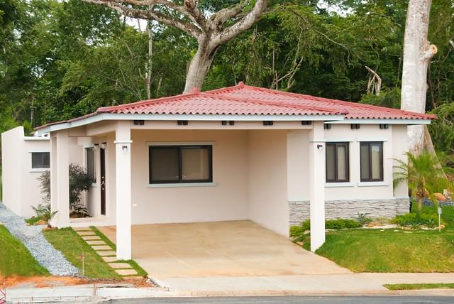 The hills panam modelo sof a fachada principal - Proyectos casas nuevas ...
