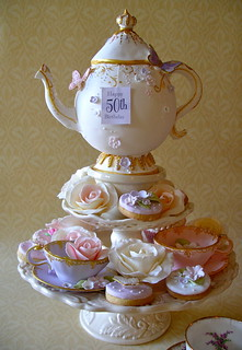 Vintage tea party | by nice icing
