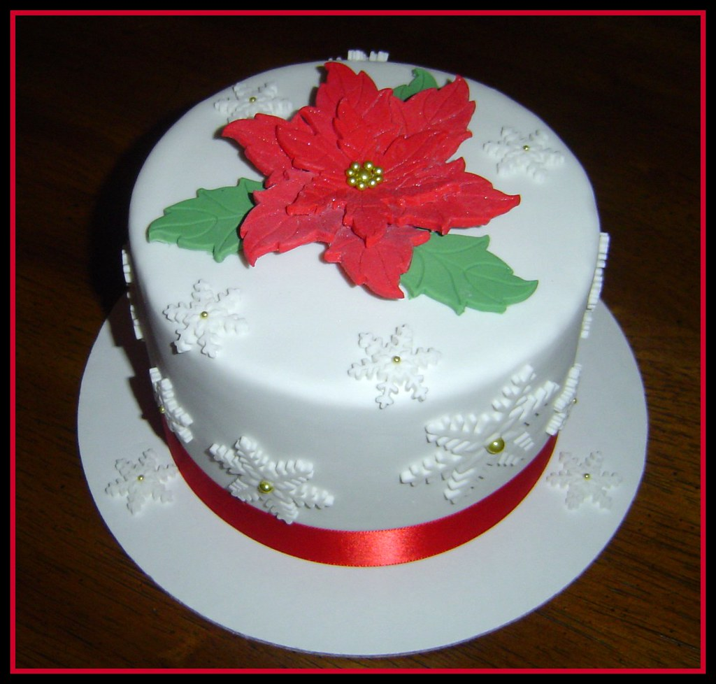 Christmas Chocolate Cakes Images