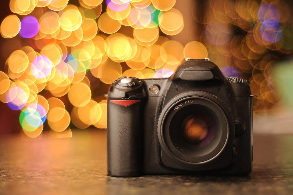 Как сделать фотографию боке