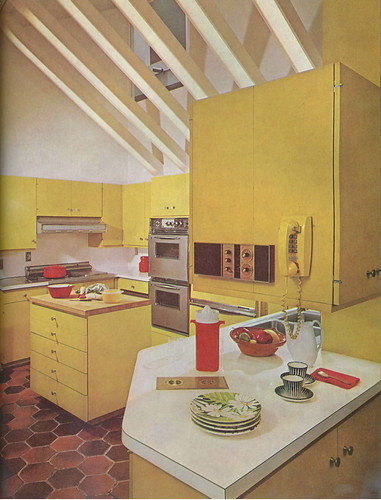 Yellow Kitchen! | by elevator_lady