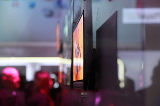 LG Slim OLED TV | by ETC@USC