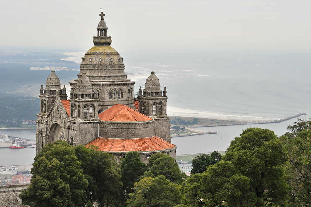Templo del sagrado coraz n 2011 pedro m mielgo - Viana do castelo portugal ...