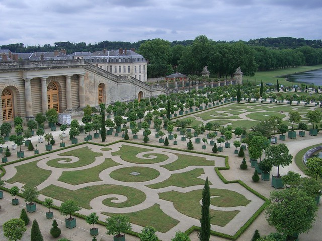 Gardens At Palace Of Versailles France Flickr Photo Sharing