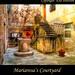 Mariarosa's courtyard