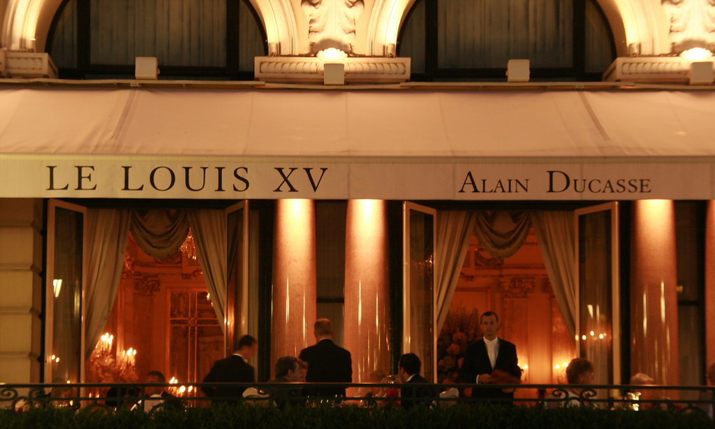 Restaurant Le Xv Paris