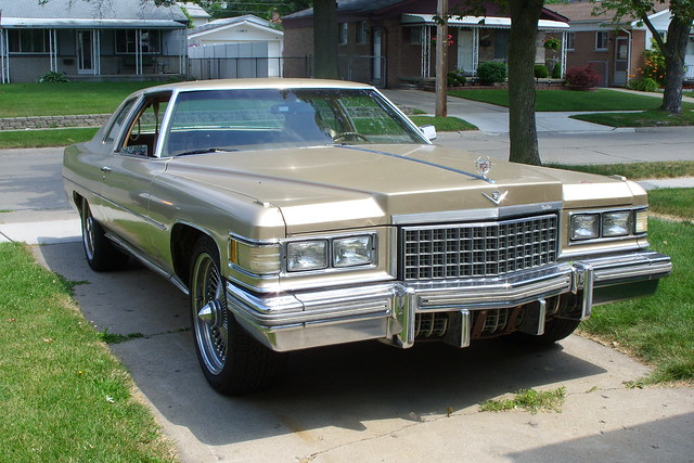 1976 cadillac coupe deville flickr photo sharing. Cars Review. Best American Auto & Cars Review