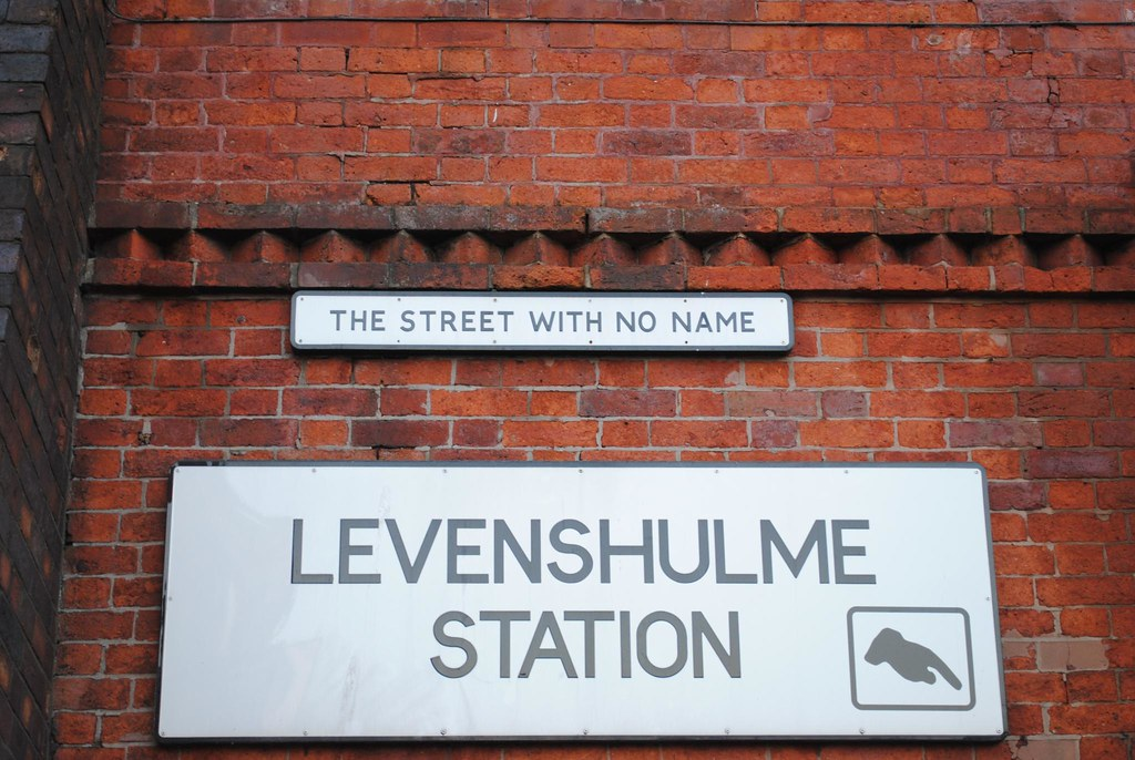 Car Part Pro >> Where the street has no name, Levenshulme Station | Levenshu… | Flickr