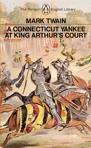 Penguin Books EL 64 - Mark Twain - A Connecticut Yankee at King Arthur's Court | by swallace99