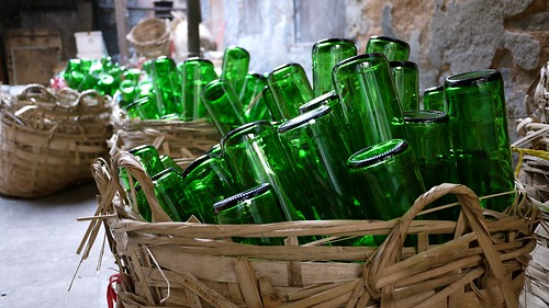 Bottles Basket | by randomwire