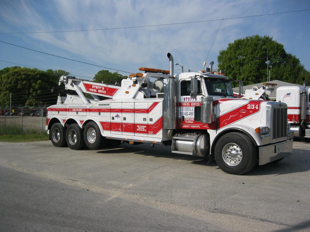 Jerr Dan Tow Trucks Wiring Diagrams For Light Bar Diagram Stepp S Towing Service Truck 234 Pto Not