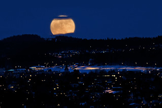 Super Moon in Trondheim, Norway (Explored 20/3-2011) | by Arve Johnsen