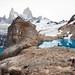 'Turquoise Mirrors', Argentina, Patagonia, Parque Nacional Los Glacieres, Lago de las Tres, Mt. Fitzroy