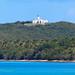 The Fajardo Lighthouse Viewed from the Seven Seas Beach, Puerto Rico