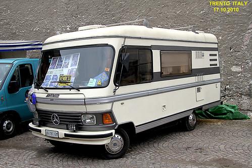 Mercedes Hymer Camper Flickr Photo Sharing