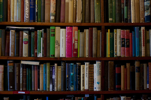 Books @ Shakespeare and Company Bookshop by Aaron Rogers on Flickr The Commons