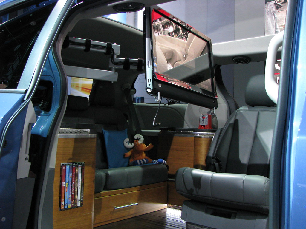 Toyota Sienna Sws Interior The Swagger Wagon Supreme Has