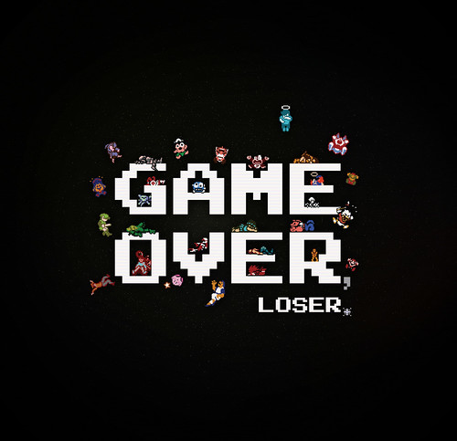 Game Over, Loser. | by Dash Coleman