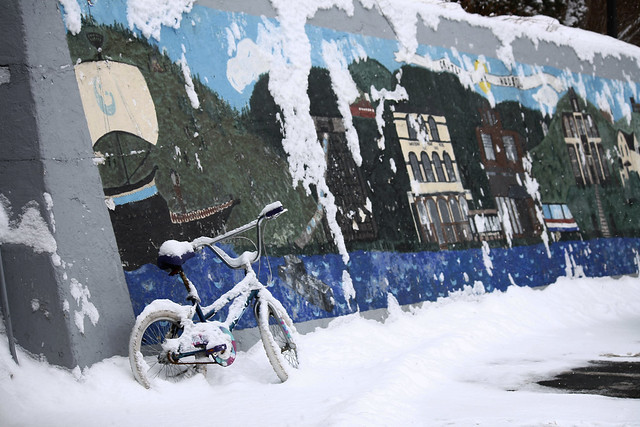 Bicycle (Castleton-on-Hudson)