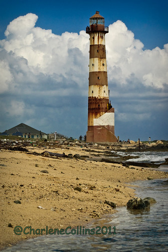 St Thomas:Rusty Candy Cane | by Charlene Collins. SURVIVOR