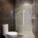Shower Room - House for sale in Barcelona - Spain