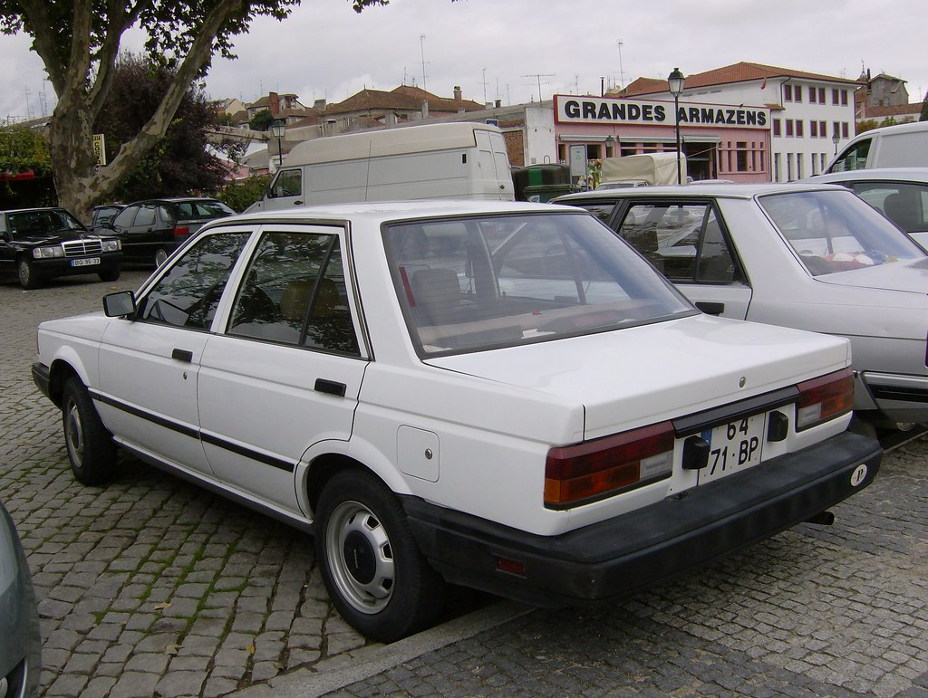 1987 Nissan Sentra | Brought from Connecticut ...