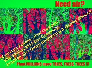 Need fresh air? -- Plant MILLIONS of Trees, Trees, Trees!!! | by melcir.meri
