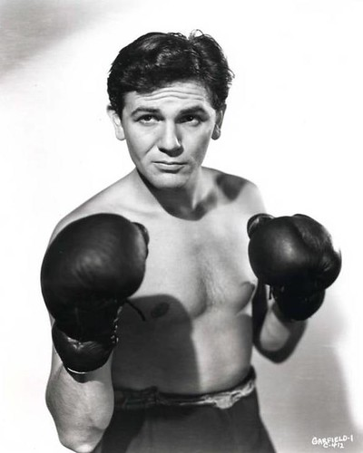 John Garfield in Body & Soul | John Garfield in Body ...