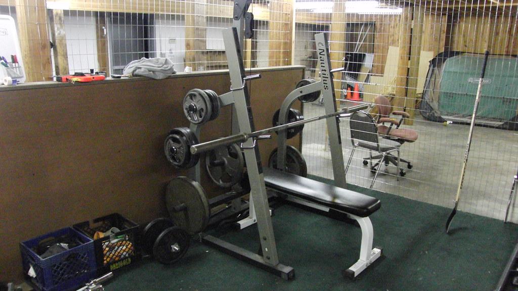 squat cable machine