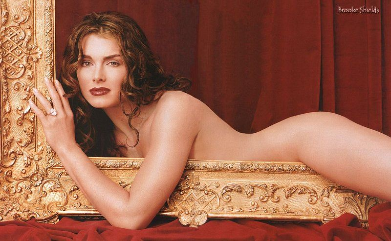 Brooke Shields Naked Photos 25