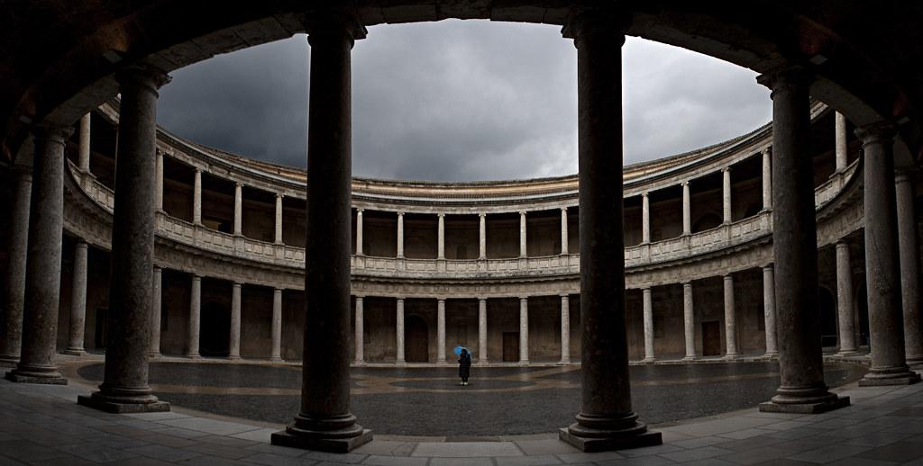 Patio Del Palacio De Carlos V | Fernando Bueno | Flickr