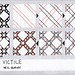 Victile - tangle pattern