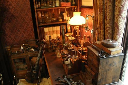 221b Baker Street Museum 221b Baker Street