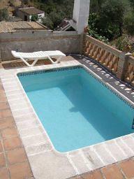 piscina 4x3 aprox 1 5 profundidad casas rurales en