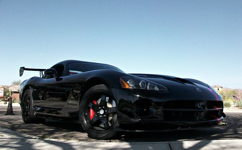 Dodge Viper ACR | by Monkey Wrench Media